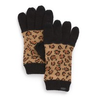 Vans Leopard Wilder Gloves (Mocha Bisque)