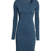 H&M - Short Jersey Dress -