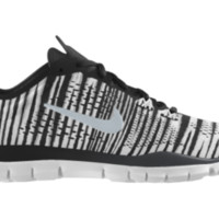 Nike Free TR Fit 4 iD Custom Women's Training Shoes - Black