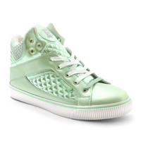 Sire Varsity Punk Sneakers in Mint