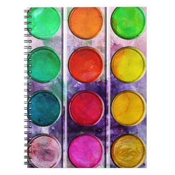 Fine Art Fun Colorful Paint Color Box