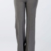 Roll Over Band Maternity Pants