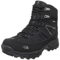 The North Face Men`s Valdez Short Boot,Black/Black,7 M US