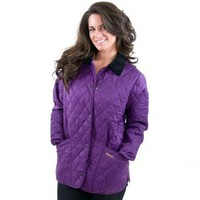 Barbour Women Coloured Shaped Liddesdale Jacket