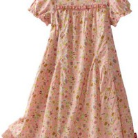 Oilily Girls 7-16 Diboa Garden Print Dress