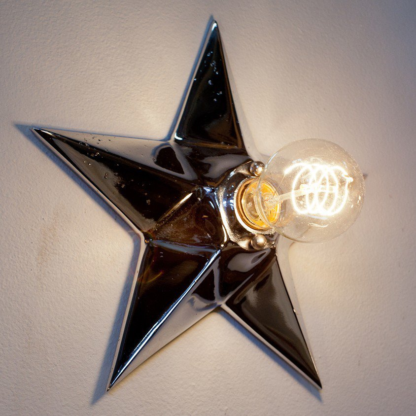 Star Sconce - Lighting
