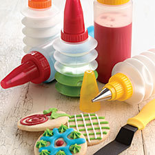 Cookie and Cupcake Decorating Tool Set