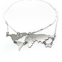Design Glut World Links Necklace | Tigertree World Links Necklace