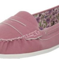 Wanted Shoes Women's Manhattn Slip-On Loafer