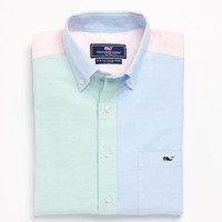 Party Oxford Tucker Shirt