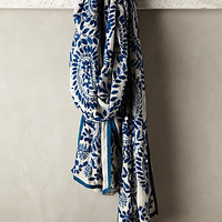 Mariacarla Embroidered Scarf