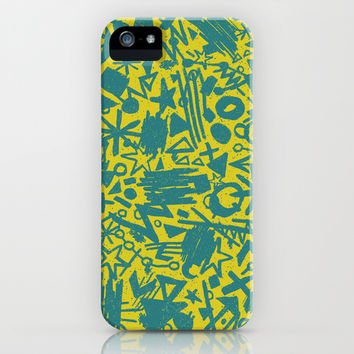 Synapses iPhone & iPod Case by Nick Nelson | Society6