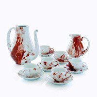 Fancy - Bloody Tea Set