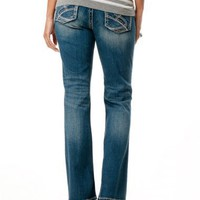 A Pea in the Pod: Silver Jeans Secret Fit Belly(tm) 5 Pocket Boot Cut Maternity Jeans