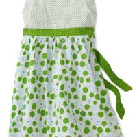 So La Vita Girls 4-6x Flower Dress