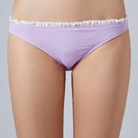 BOX PLEAT BIKINI PANTS