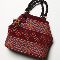 Stela 9 Womens Shiva Tote - Red, One Size