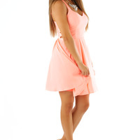 Love On Top Dress: Light Pink