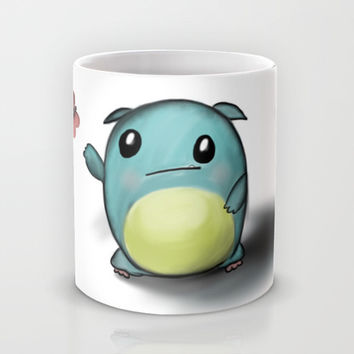 cuteness monster Mug by Dubai icreative