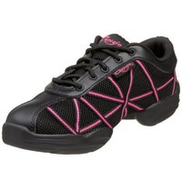 Capezio Women`s Web Dance Sneaker,Hot Pink,9.5 M US