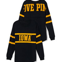University of Iowa Varsity Crew - PINK - Victoria's Secret