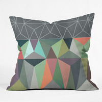 Mareike Boehmer Nordic Combination 31 X Throw Pillow