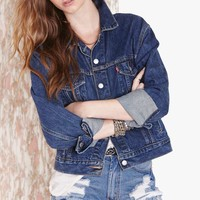 Levi Strauss Basic Bitch Denim Jacket