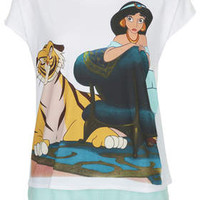 PRINCESS JASMINE PRINT PYJAMA SET