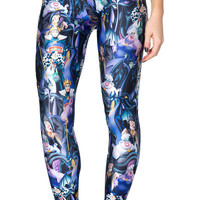 DISNEY VILLAINS LEGGINGS