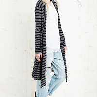 Free People Forget Me Not Cardigan in Stripe Print - Urban Outfitters