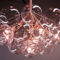 Bubble Chandelier Jumbo Size by Jean & Oliver Pelle