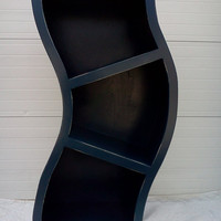 Curvy Bookcase by Freshfurniture on Etsy