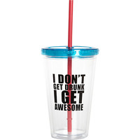 I don't get drunk novelty cup - novelty - gifts - men