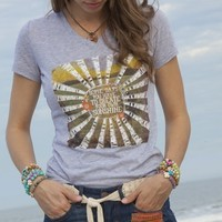 Create Your Own Sunshine #livehappy Tees