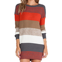 Jack by BB Dakota Marilou Pullover Sweater in Multi