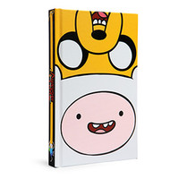 Adventure Time Finn & Jake Journal