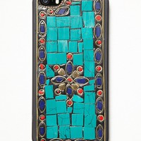 Free People Womens Mosaic iPhone 5 Case -