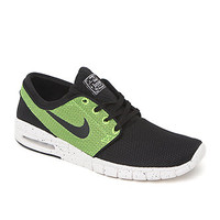 Nike SB Stefan Janoski Max Shoes - Mens Shoes - Black/Yellow -