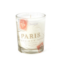 Scented Paris Candle