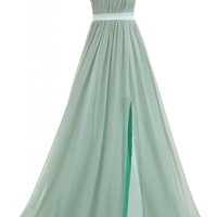 Victoria Dress Gorgeous A-Line Evening Dresses for Bridemaid Applique Homecoming Gowns Chiffon