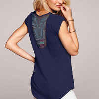 Sequin-embellished Tee - Dream Tees - Victoria's Secret