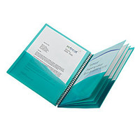 Office Depot Brand 8 Pocket Poly Organizer Assorted Colors No Color Choice by Office Depot