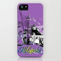 Helsinki - iPhone & iPod Case by Hogan Finland