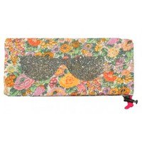 Liberty Print Fabric Elysian Glasses Case - Sous les toits de Paris