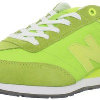 New Balance Women`s W556 Running Shoe,Yellow,6 B US