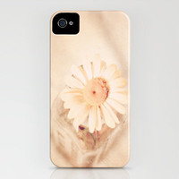 "â??Daisies are like Sunshine to the Ground"" iPhone Case by Rachel Burbee 