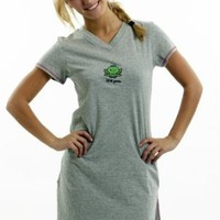 "Rampage ""Think Green"" Sleepshirt in Regular and Plus Sizes"