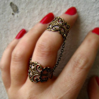 slave ring by alapopjewelry