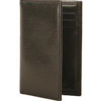 Bosca Old Leather 8 Pocket Credit Card Case Billfolds