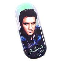 Elvis Presley Glasses Case - Autograph